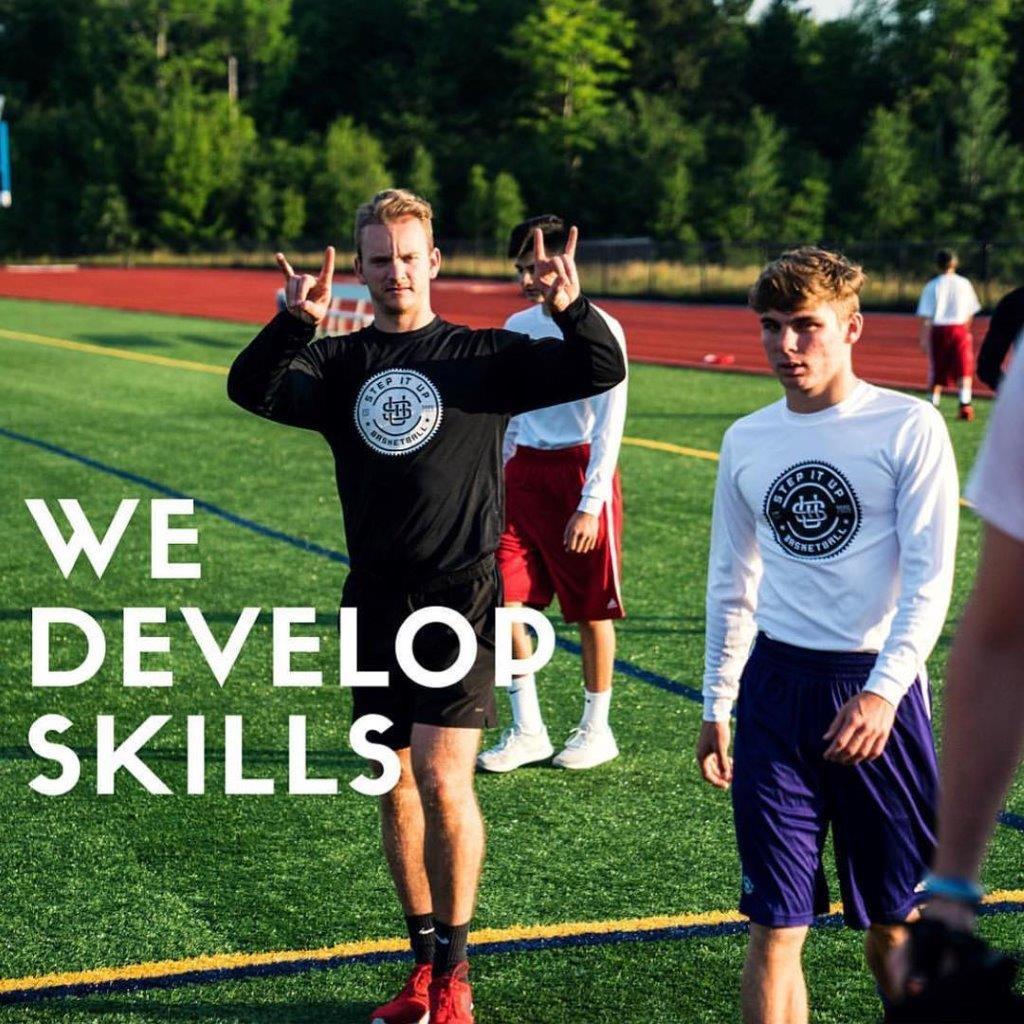 פיתוח שחקנים במחנה כדורסל