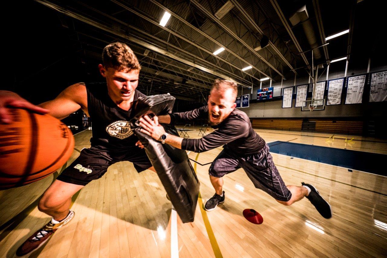 אימון כוח כדורסל